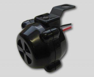 12V・24V・36V・48V専用 消音機能付きバックブザー