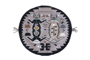 TOADOLENA RUG (トドレナ ラグ)/ナバホ族ラグ#6852 Mary H Yazzie (TD7)