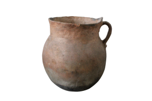 <img class='new_mark_img1' src='https://img.shop-pro.jp/img/new/icons5.gif' style='border:none;display:inline;margin:0px;padding:0px;width:auto;' />Taos Pueblo Micaceous Bean Pot (AP4)