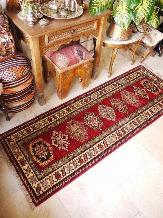 新しい絨毯 シルヴァン ランナー  約188×67