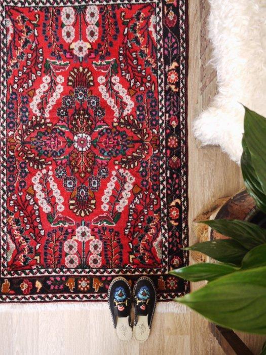 ペルシャン ヴィンテージラグ 約128×82