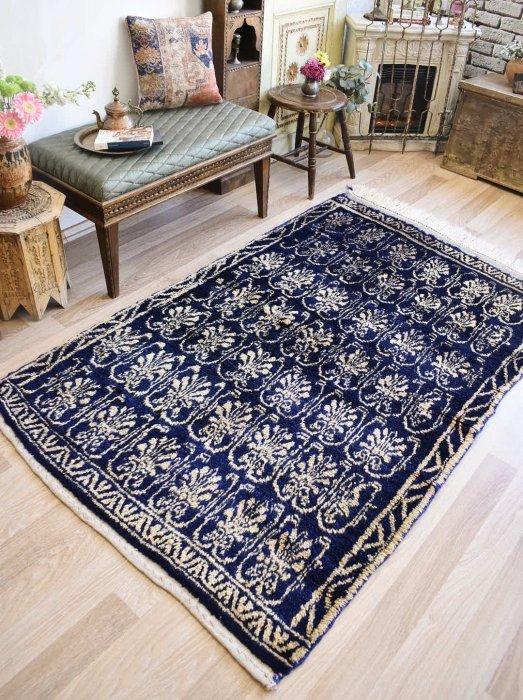 オール絨毯 コンヤ トゥル  約200×126