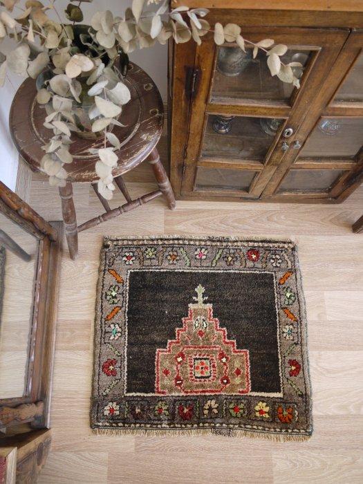 オールド絨毯 カルスミンデル 約69×61