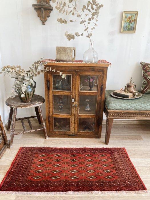ペルシャ産トルクメンラグ  約109×50