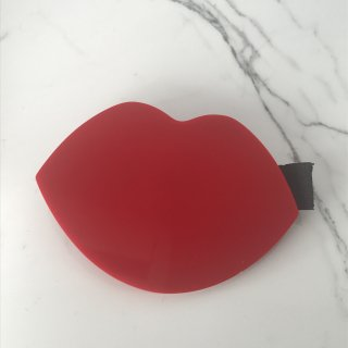 【Paw Palette】Smooches Magnetic Palette [Red]|【パウパレット】 マグネットパレット  くちびる(レッド)