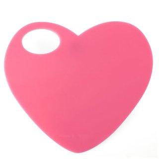 【Paw Palette】Luv Raw Palette [Pink] 【パウパレット】ハート型 フラットパレット(ピンク)