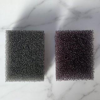 Stipple Black sponge| 「スティップルスポンジ」すり傷作成スポンジ (大)