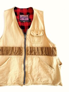 1950's hunting vest by