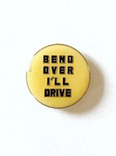 1980's deadstock pins