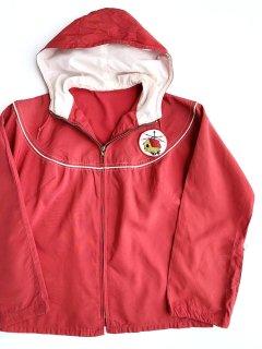 1950's nylon anorak jacket by