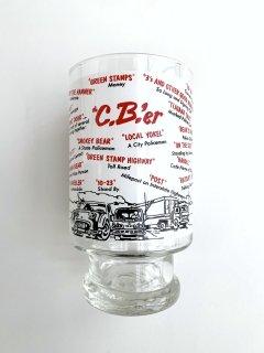 1970's big GLASS of