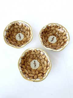 1950's nut dishes of