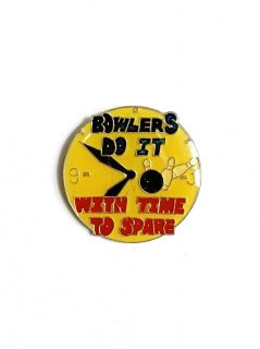 1980's BOWLERS DO IT WITH TIME TO SPARE