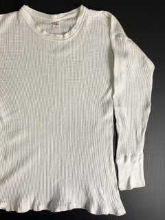 〜1960's THERMAL T-SHIRTS by RUSSELL