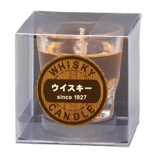 ウイスキーロックキャンドル