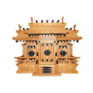 新欅三社宮