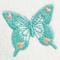 蝶々とハート