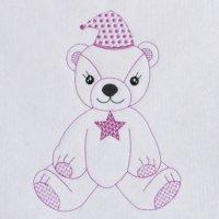 ワンコイン・デザインPack17(クマのぬいぐるみ 大型モチーフ 1種類)