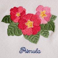 ワンコイン・デザインPack125(プリムラ Primula 3種類)刺繍データ