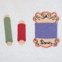 ワンコイン・デザインPack139(手芸用刺しゅう糸)3種類 刺繍データ