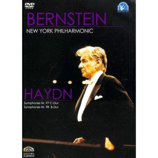 【DVD】バーンスタイン/ニューヨーク・フィル・ハーモニック ハイドン:交響曲第97番・ハイドン:交響曲第98番