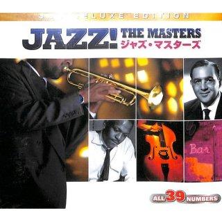 【特価】ジャズ・マスターズ (CD3枚組)