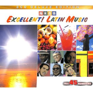 【特価】南米音楽 (CD3枚組)