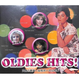 【特価】オールディーズ ヒッツ!/女性ヴォーカル特集 (CD2枚組)