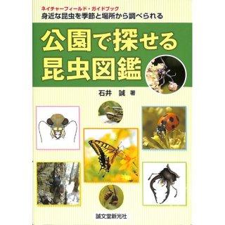 【50%OFF】公園で探せる昆虫図鑑 —身近な昆虫を季節と場所から調べられる