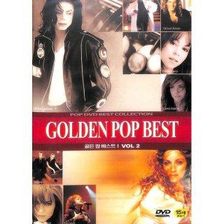 【特価】【DVD】GOLDEN POP BEST VOL.2