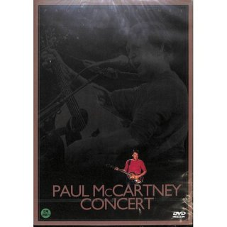 【特価】【DVD】PAUL McCARTNEY CONSERT ポール・マッカートニー