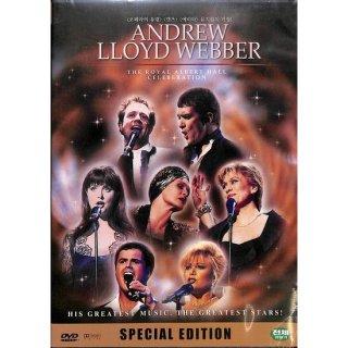 【特価】【DVD】ANDREW LLOYD WEBBER  THE ROYAL ALBERT HALL CELEBERATION アンドリュー・ロイド・ウィーバー