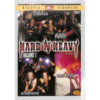 【特価】【DVD】HARD 'N' HEAVY VOLUME 1
