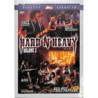【特価】【DVD】HARD 'N' HEAVY VOLUME 2