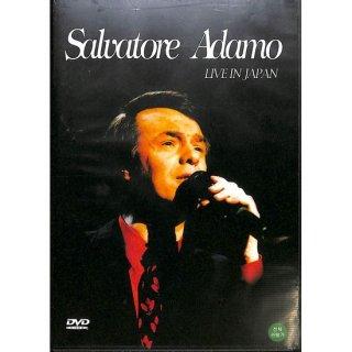 【特価】【DVD】Salvatore Adamo LIVE IN JAPAN アダモ