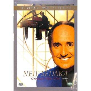【特価】【DVD】NEIL SEDAKA   Greatest Hits Live ニール・セダカ