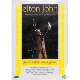 【特価】【DVD】elton john - one night only - the greatest hits エルトン・ジョン