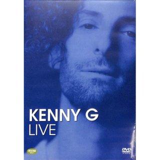 【特価】【DVD】KENNY G   LIVE ケニー・G