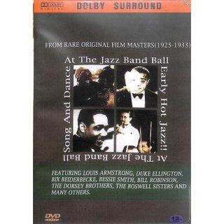 【特価】【DVD】At The Jazz Band Ball  Early Hot Jazz,Song & Dance FROM RARE ORIGINAL FILM(1925-1933)