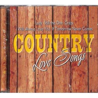 COUNTRY Love Songs/カントリー・ラブソング【カナダ輸入盤】