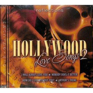 HOLLYWOOD LOVE SONGS2/ハリウッド・ラブ・ソング2【カナダ輸入盤】