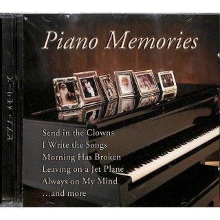 Piano Memories/ピアノ・メモリーズ【カナダ輸入盤】