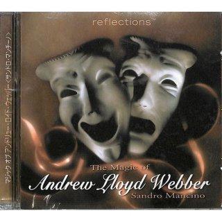 The Magic of Andrew Lloyd Webber /マジック オブ アンドリュー・ロイド・ウェッパー(サンドロ・マンチーノ)【カナダ輸入盤】