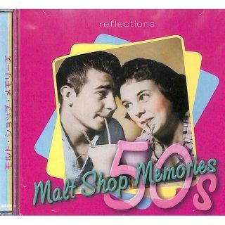 Malt Shop Memories/モルト・ショップ・メモリーズ【カナダ輸入盤】