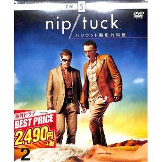 【<s>参考価格2,739円</s>】【DVD】NIP/TUCK マイアミ整形外科医 フィフス・シーズン セット2【5枚組】【全10話】