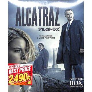 【<s>参考価格2,739円</s>】【DVD】アルカトラズ コンプリート・ボックス【6枚組】