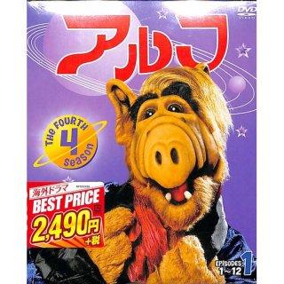 【<s>参考価格2,739円</s>】【DVD】アルフ フォース・シーズン セット1【3枚組】