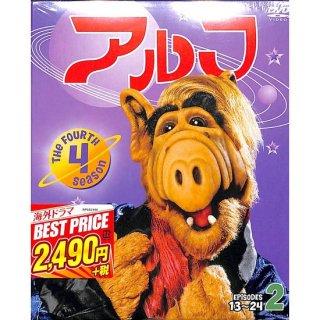【<s>参考価格2,739円</s>】【DVD】アルフ フォース・シーズン セット2【3枚組】