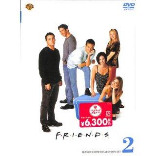 【<s>参考価格6,600円</s>】【DVD】フレンズ シックスシーズン DVDコレクターズセット2【3枚組】【EPISODES13-25】