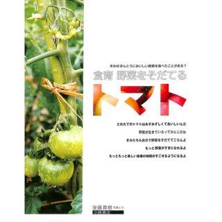【50%OFF】食育 野菜をそだてる トマト